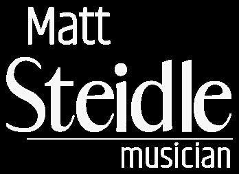 Matt Steidle Musician